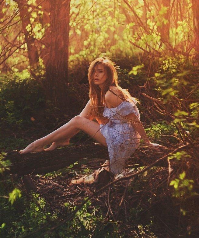 Образы фотосессий в лесу