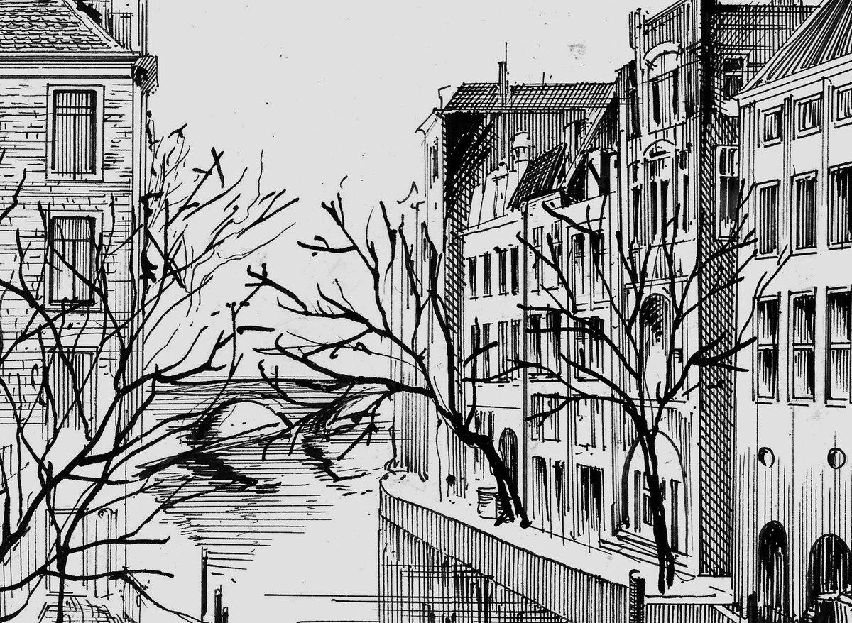 рисунки черно белым карандашом на тему город брюнетка среднего роста