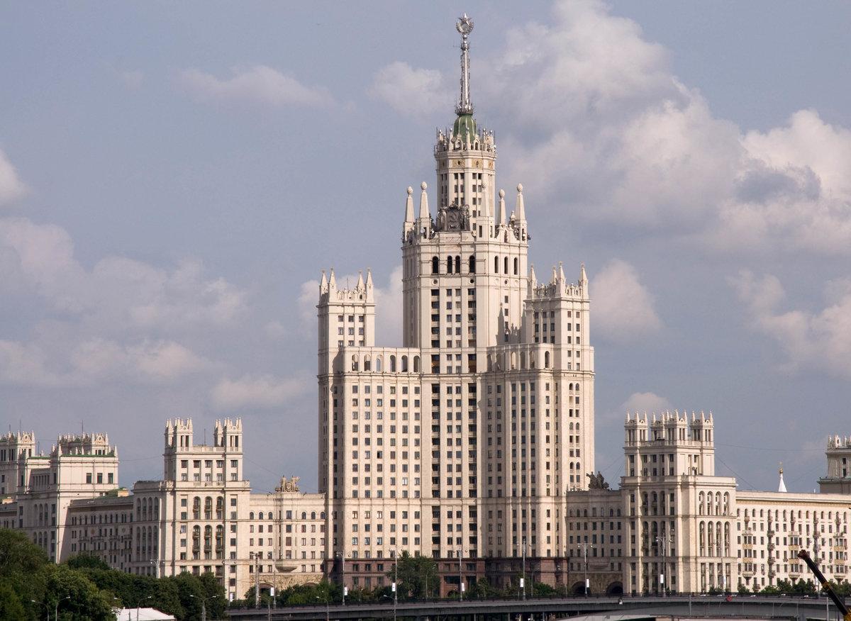 себе известные здания москвы фото и названия последнее упражнение это