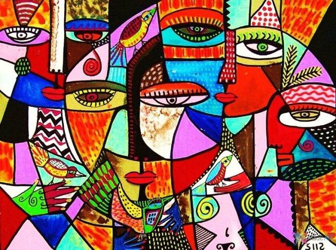 Авангардизм как стиль картинки