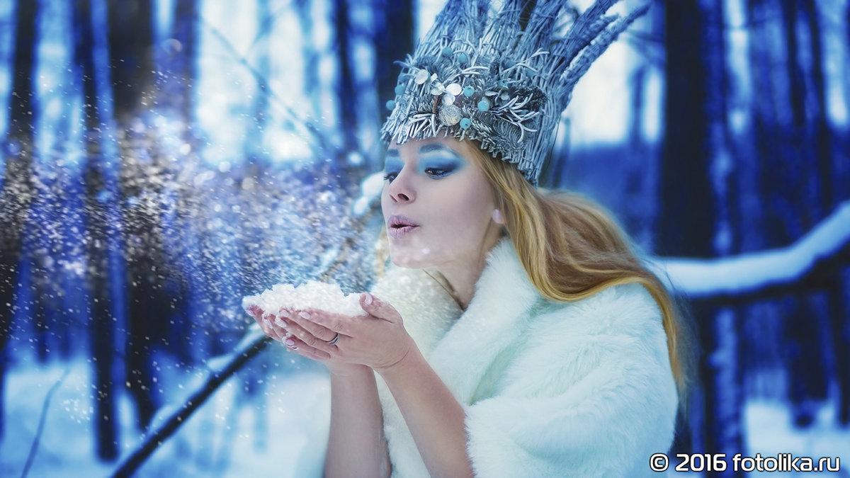 картинки фото образы снежной королевы ухоженная