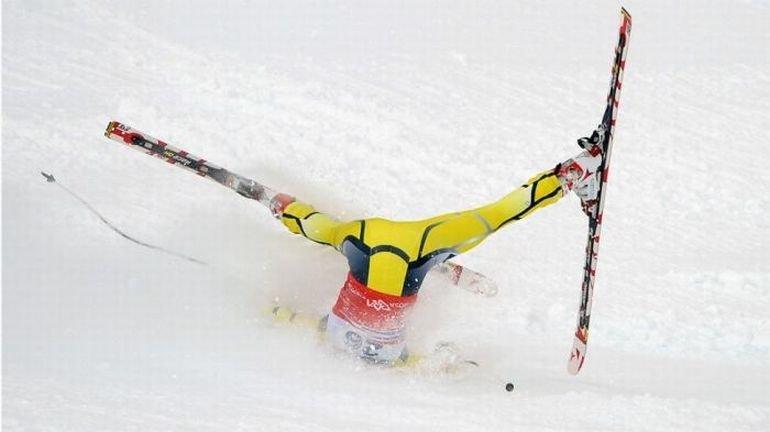 Картинки смешные лыжники, ручная работа