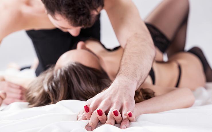 Оргазм от вылизывания искал