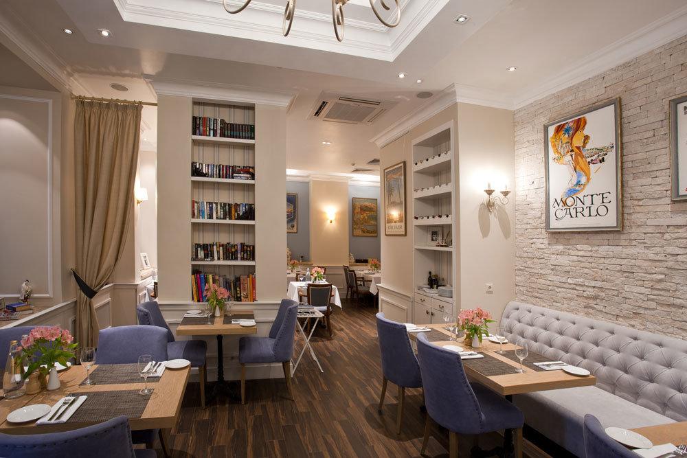 кухня в стиле французского кафе фото артерия парная