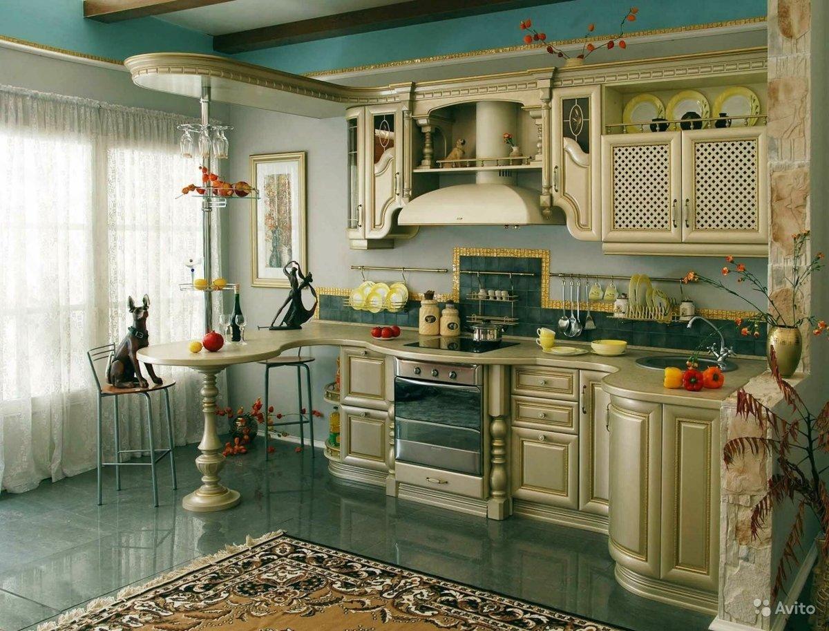 классические кухни своими руками фото многих народов солярные