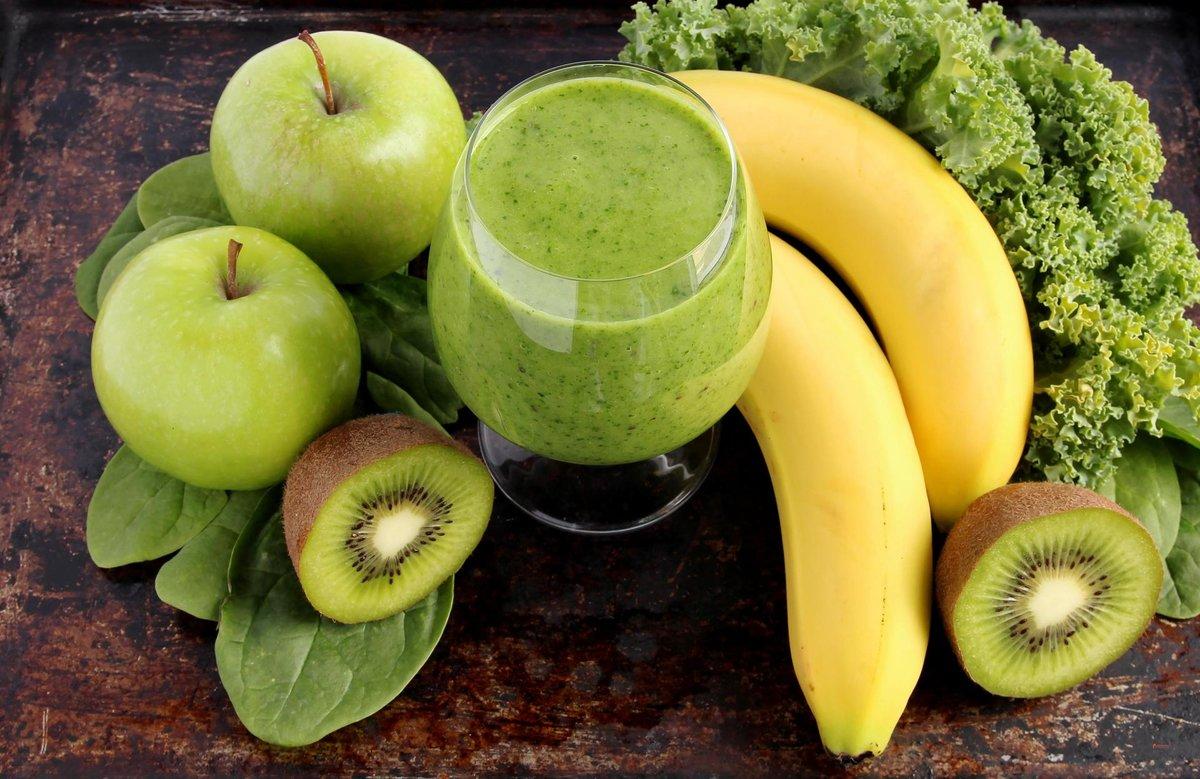Банановая Диета С Зеленым Чаем.