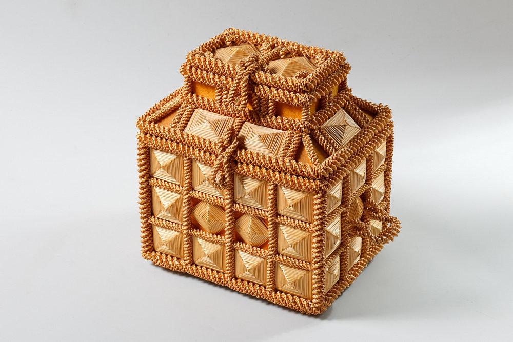плетение из соломки фото обои