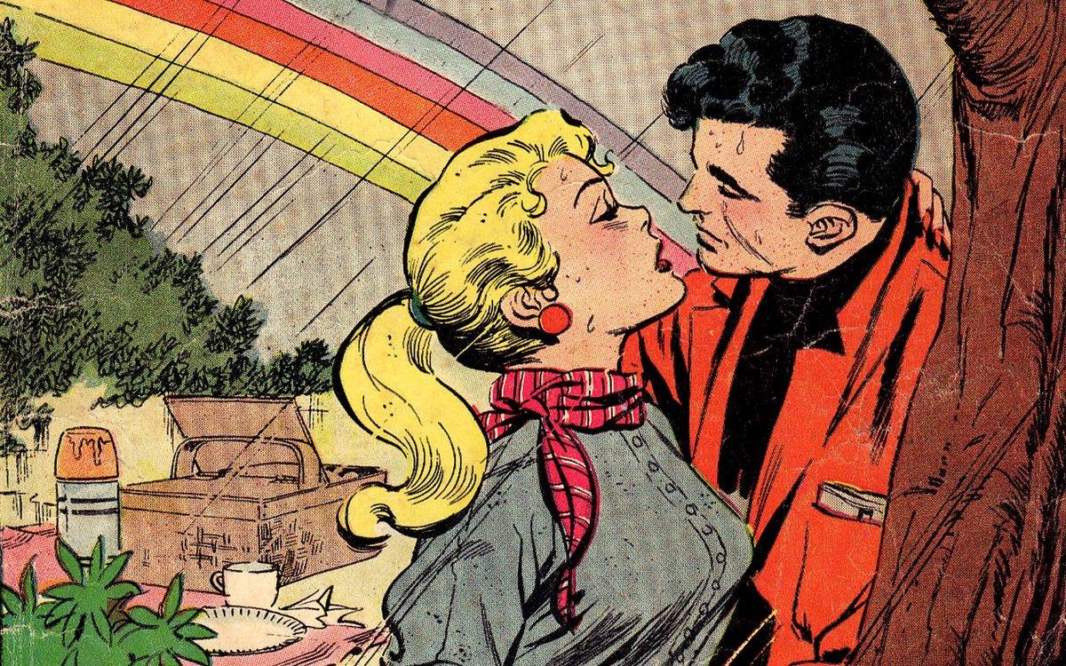 красивые картинки комикс
