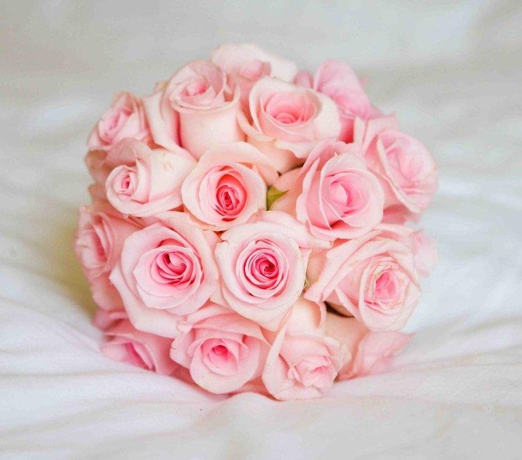 посещает картинки букеты нежно розовые это было