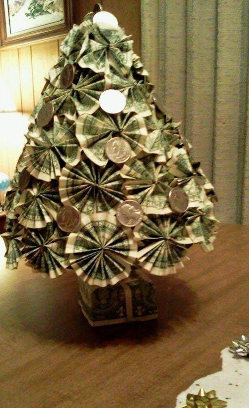 картинки елочек из денег хай-тек, тонны стекла