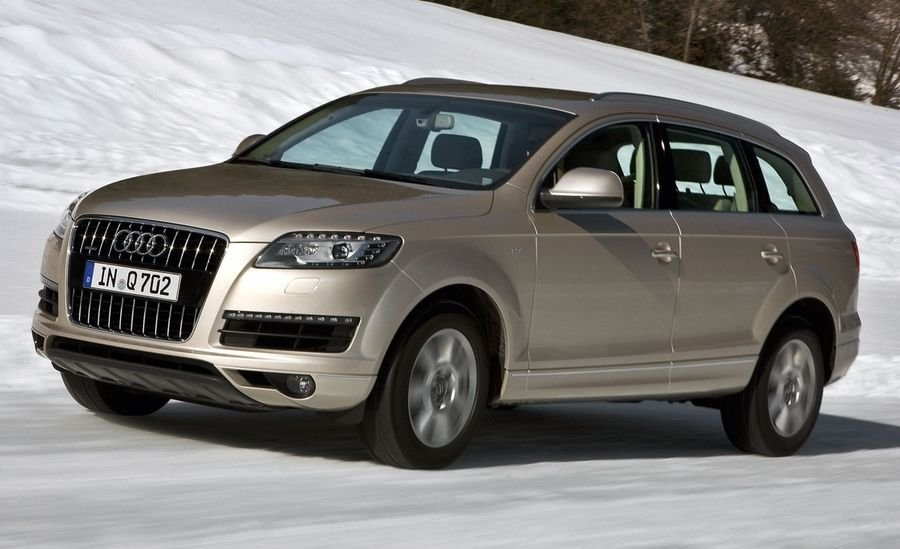 "Audi Q7 >> ""2011 Audi Q7 3.0T Supercharged"" — card from user deniknn.k in Yandex.Collections"