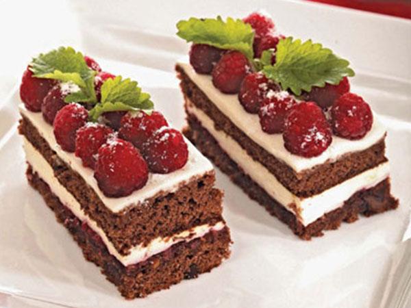 пирожные бисквитные фото