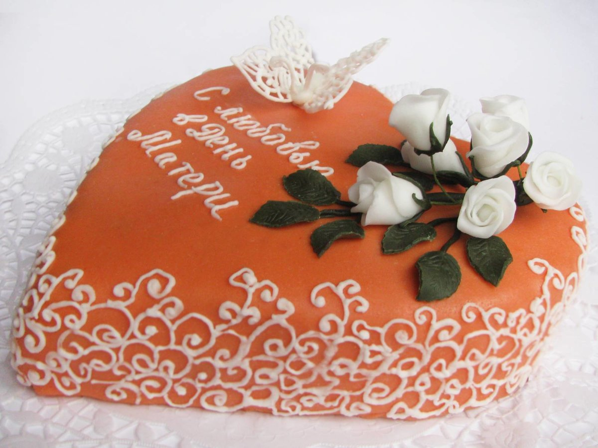 Картинки с тортиками ко дню рождения маме