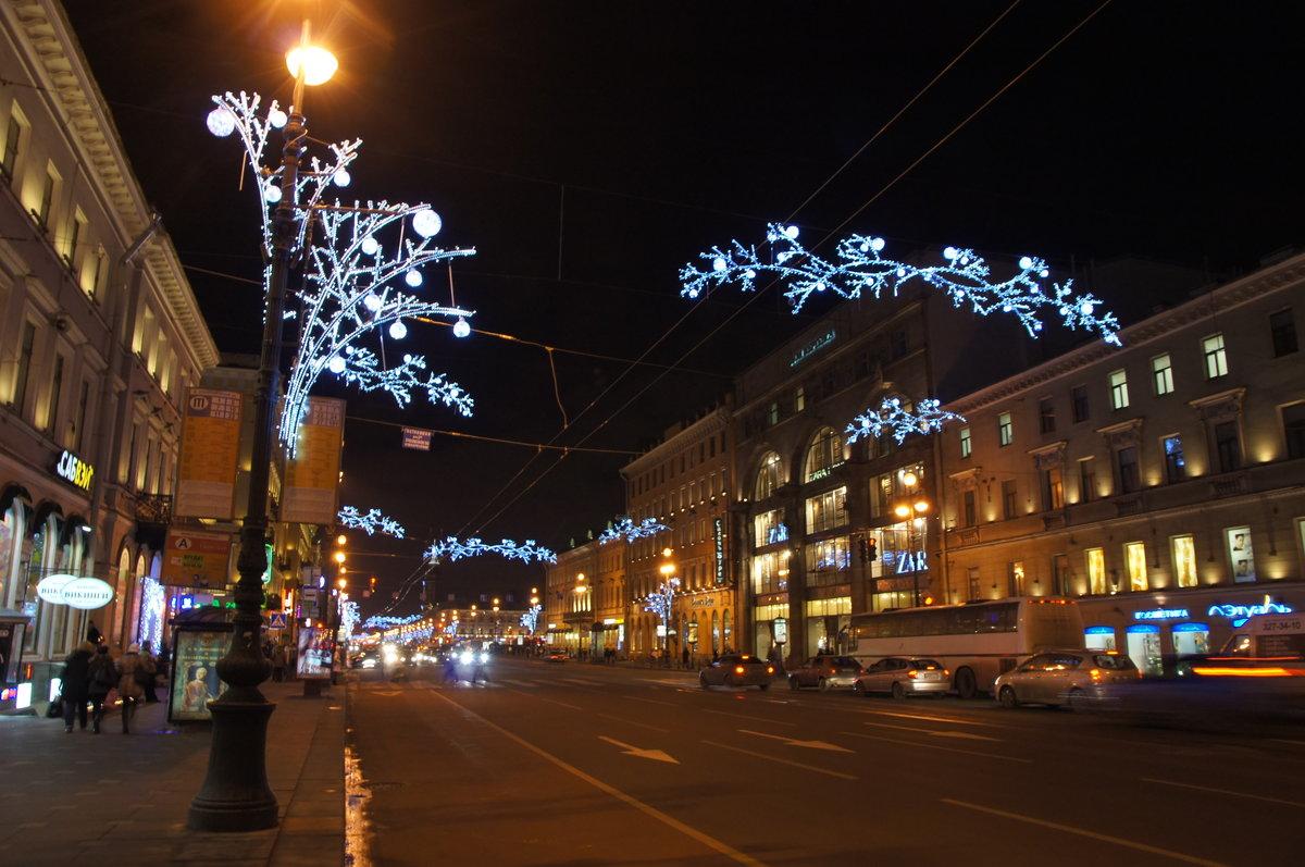 Картинки и фото праздничные улицы