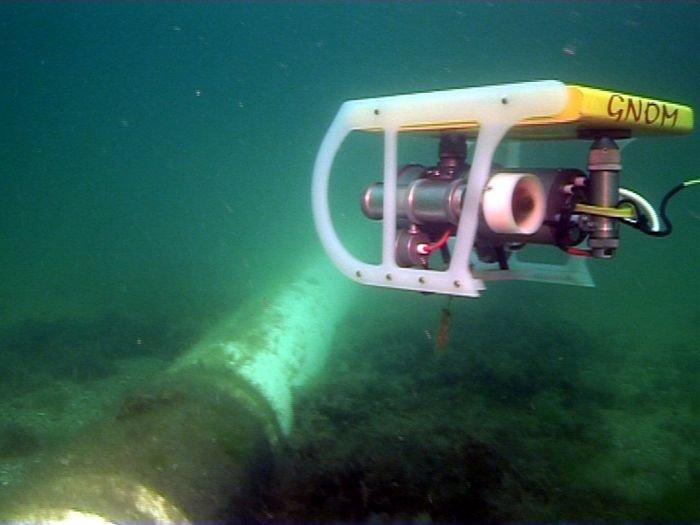 """Подводный робот-сапёр """"Гном"""""""