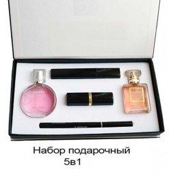 Набор парфюма Chanel Chance из 5 ароматов - купить Парфюмерный набор Шанель  Шанс в Санкт- e466e712ef3