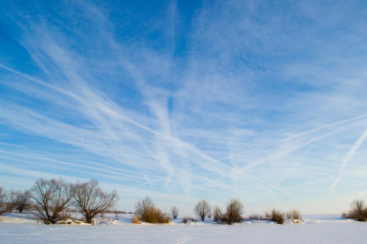 малышка фотографии облаков зимой новые