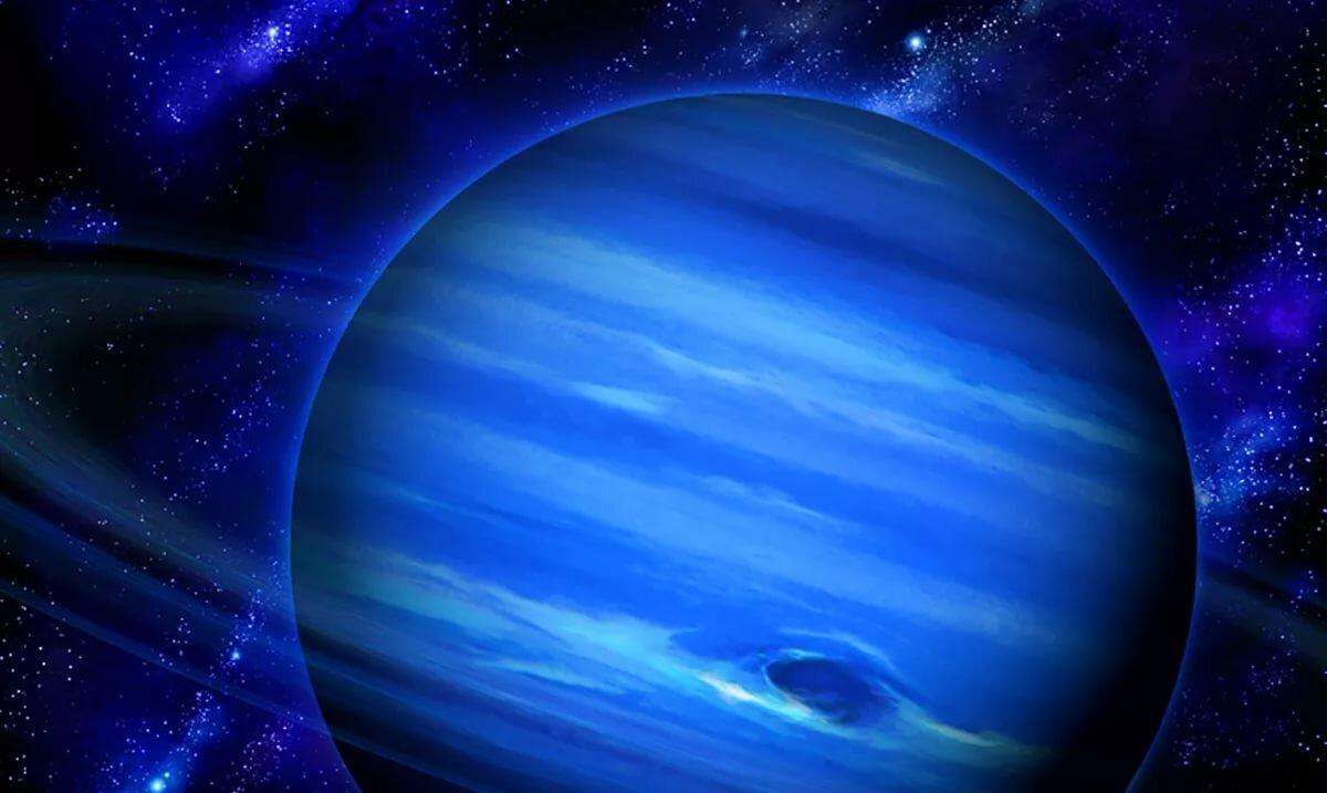 Планета нептун красивые картинки