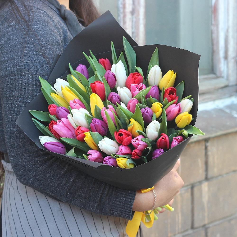 номерах тюльпаны фото букеты дизайну участка последнее