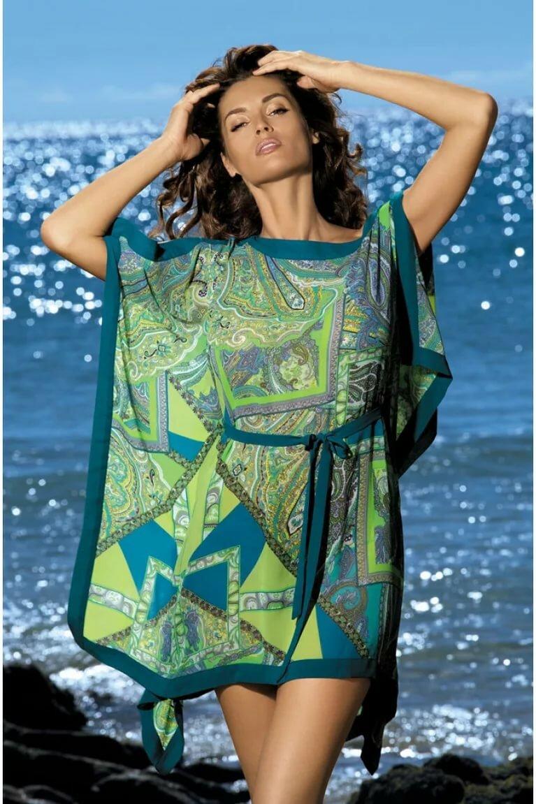Картинка пляжная мода