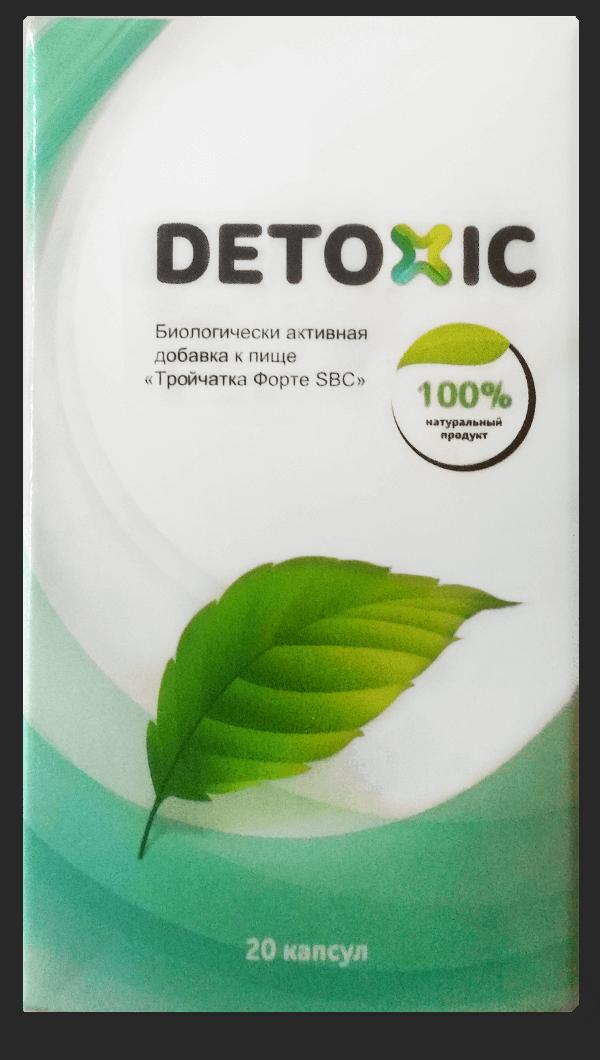 Detoxic от паразитов в Соль-Илецке