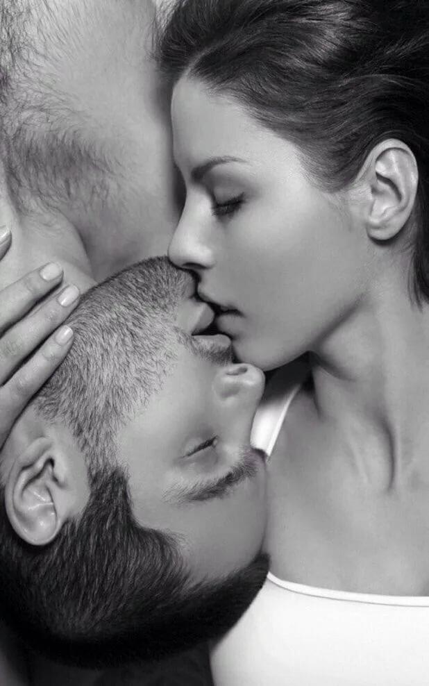 Фото открытки с поцелуями, картинки приколы