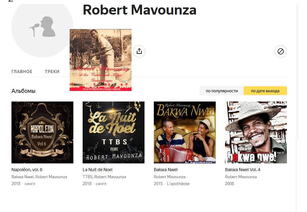 Robert Mavounza presente S1200