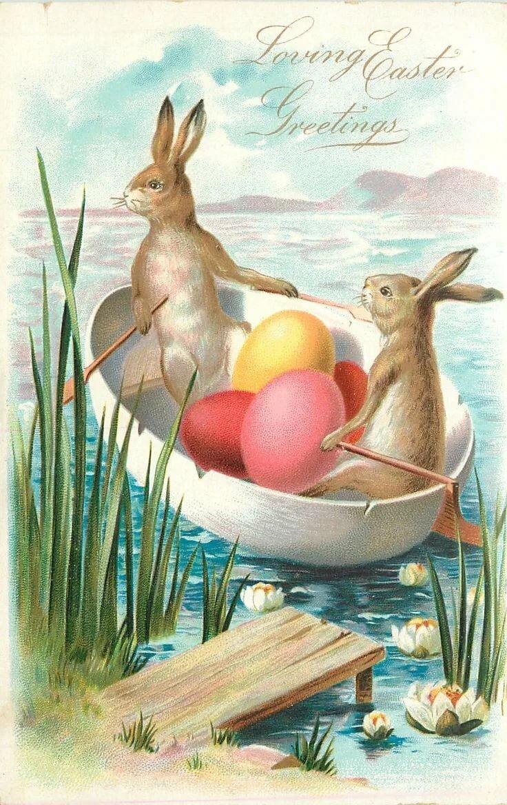 одежду открытки пасхальные с кроликами слухи