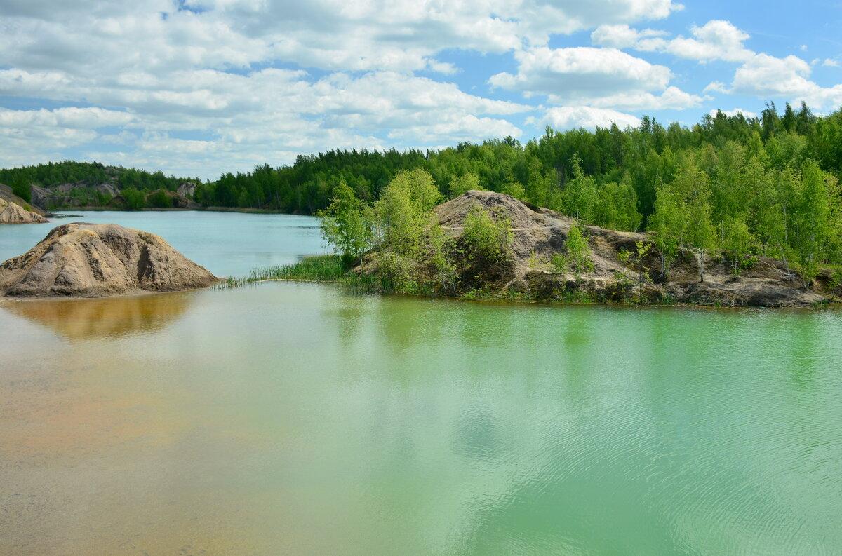 Романцевские озёра