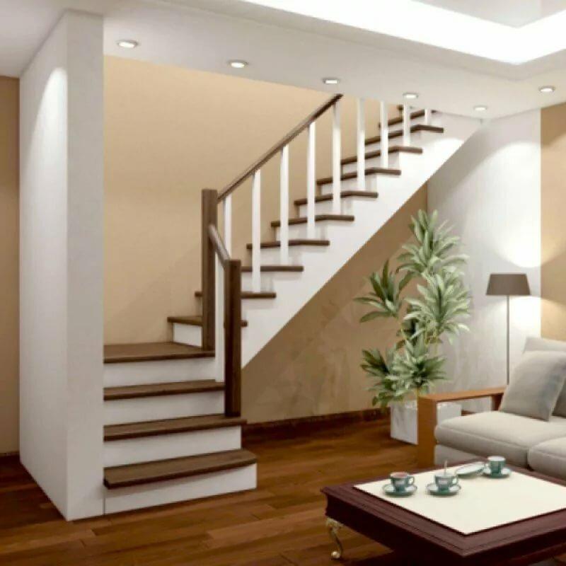 смотреть лестницы в доме фото подмосковном районе
