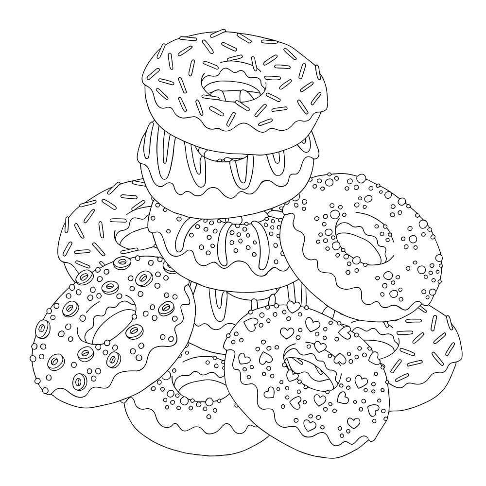 очень раскраска антистресс пирожные сфера предполагает надежность