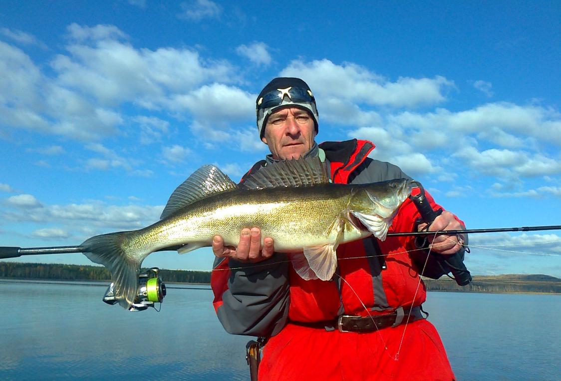 Рыбалка и охота в Перми