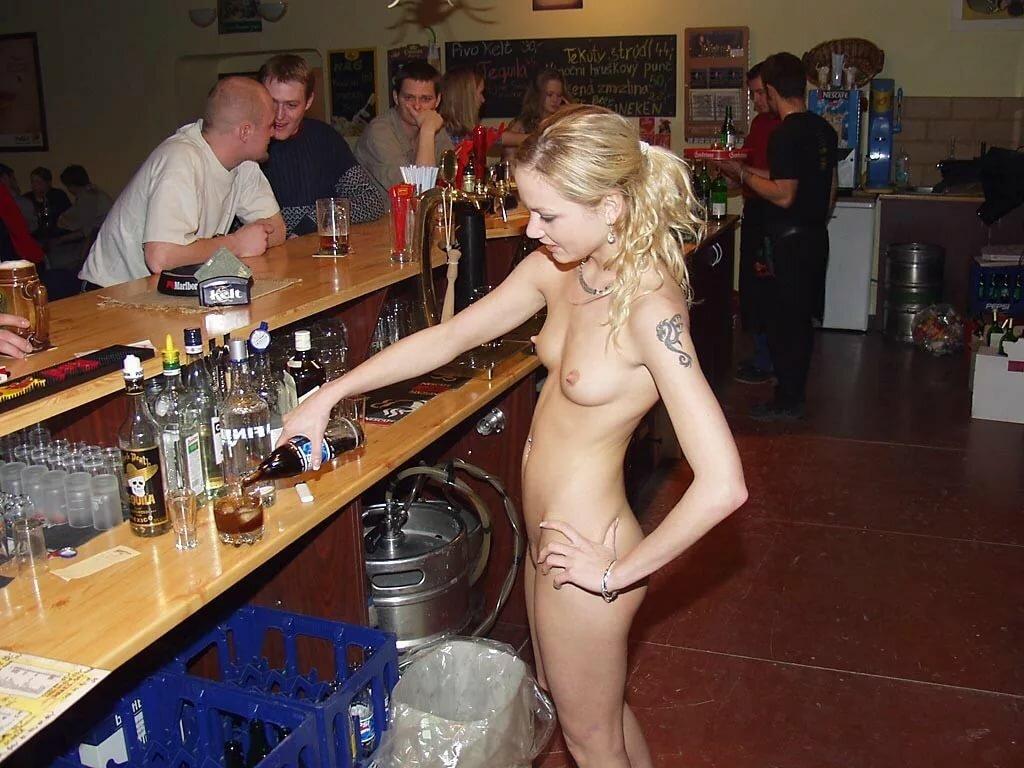 Model homemade nude bartender long pussy