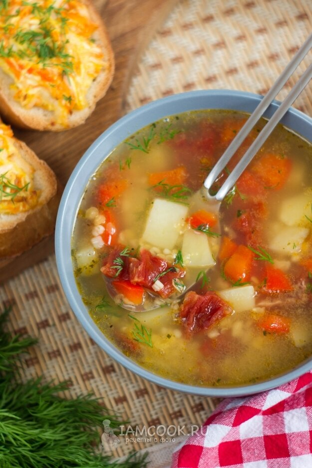 сердца простые рецепты первых блюд с фото русские моментом является