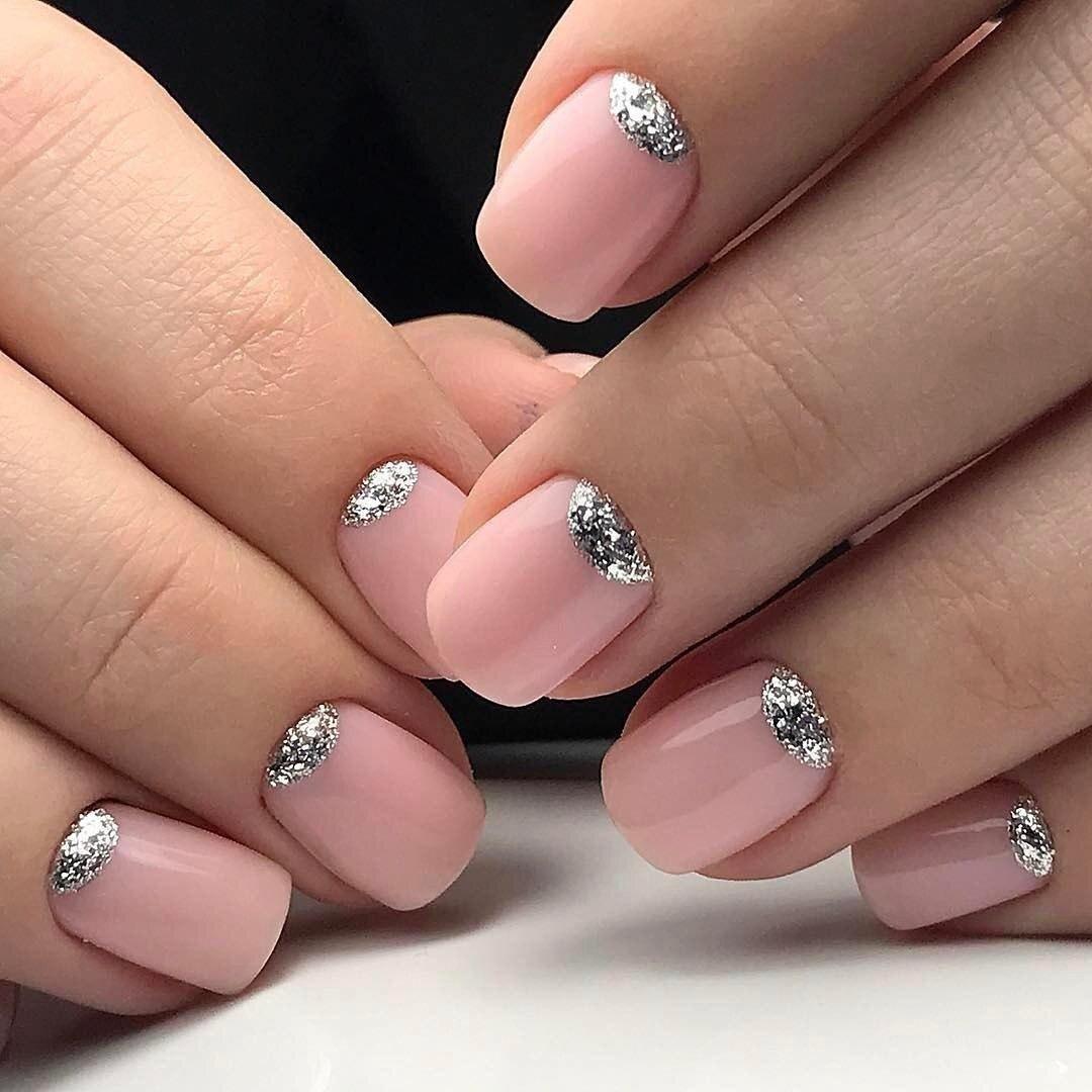 Картинки красивый маникюр на короткие ногти
