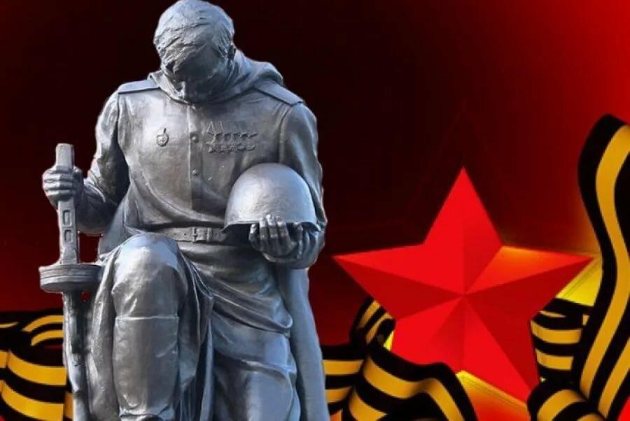 Герою солдату открытка, страна советов