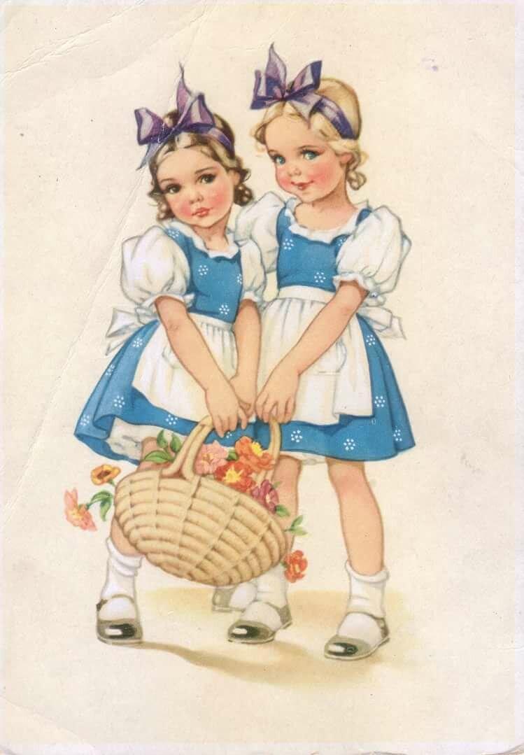найти старые немецкие открытки продать бесплатную