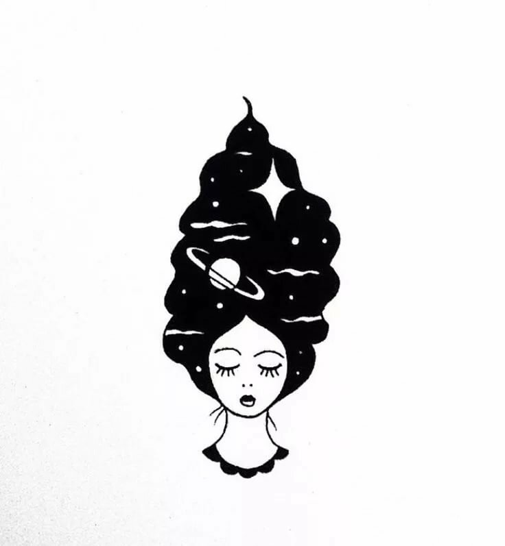 Тамблер черно белые картинки
