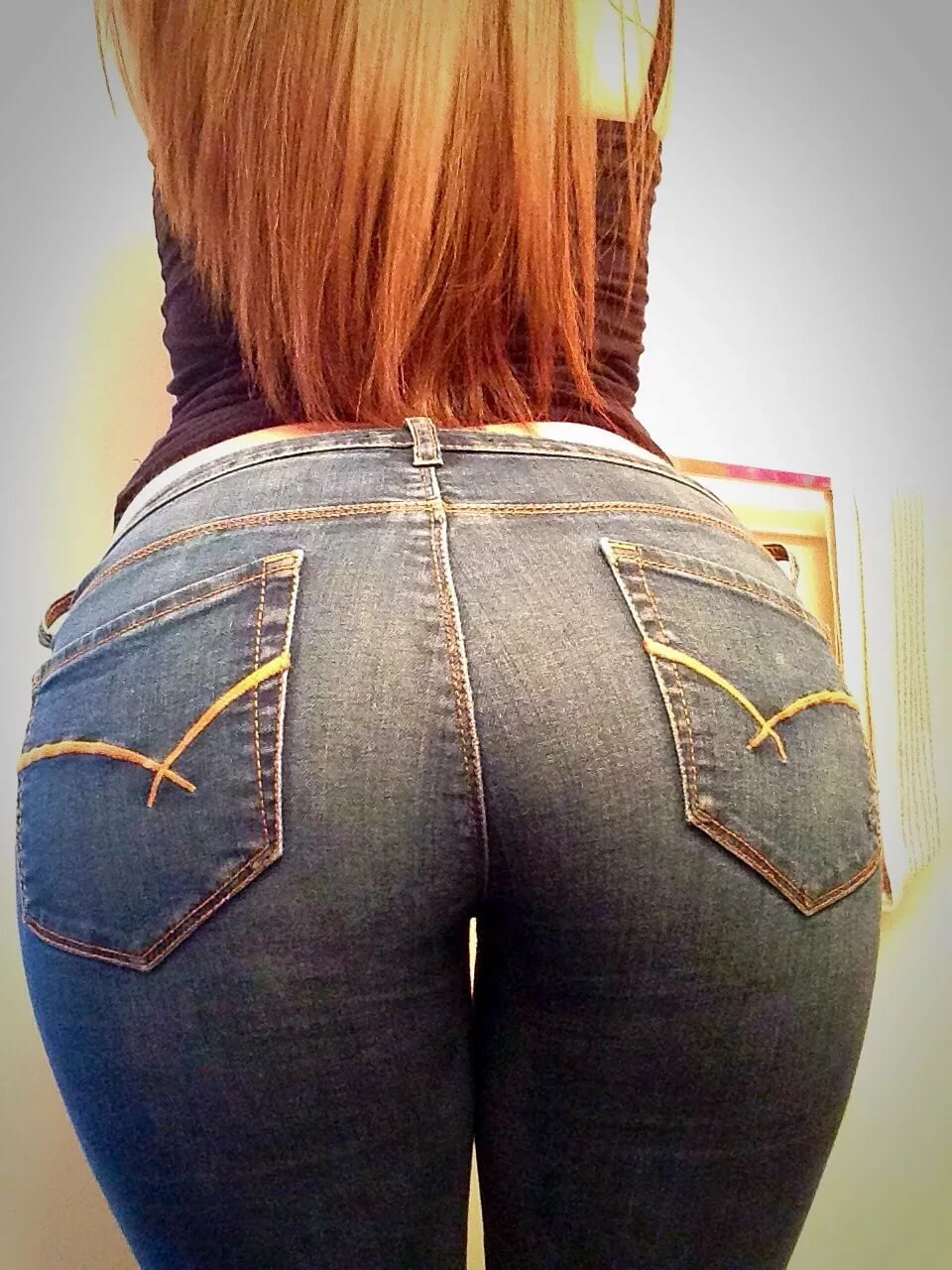 Ass jeans video — pic 2
