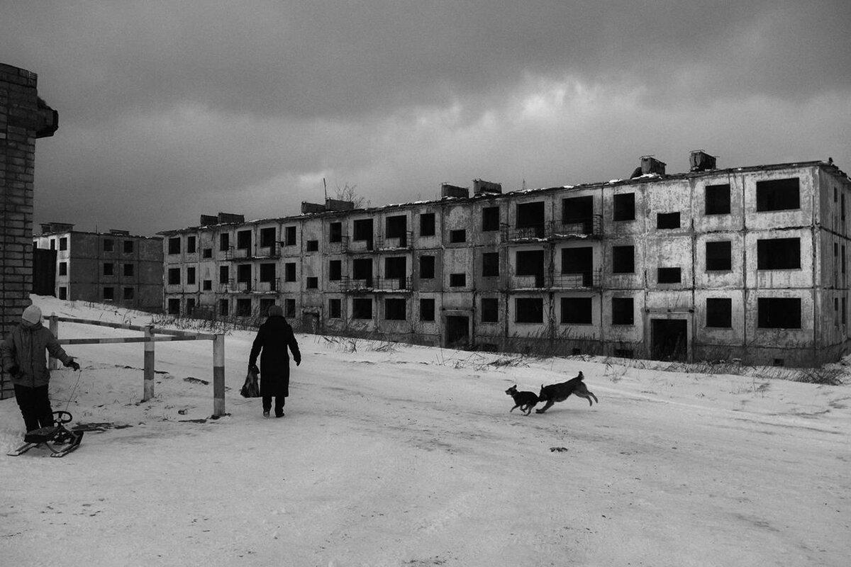 Города призраки в картинках