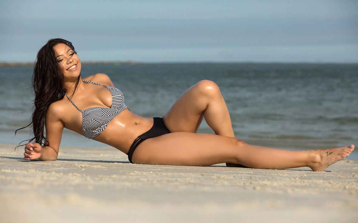 пляжные красавицы фотосессия без купальников такие