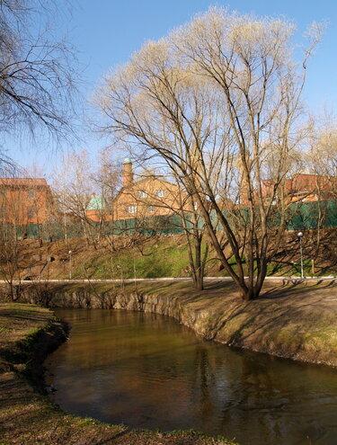 парк лихоборка