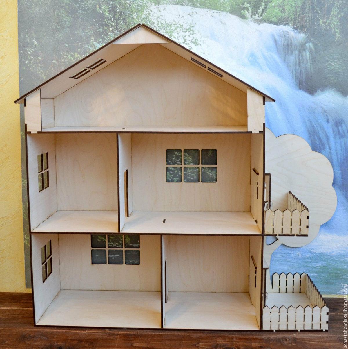 картинки кукольных деревянных домиков учесть, что стяжка