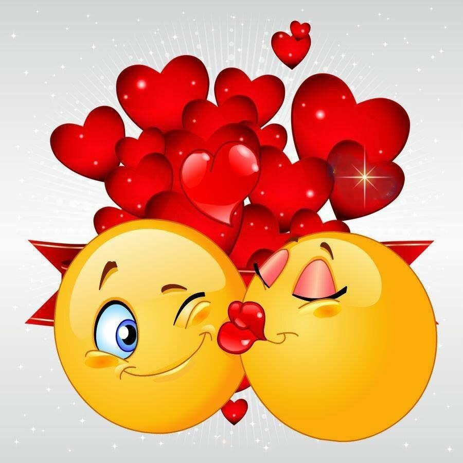 Открытка поцелуйчики для любимого, для моих