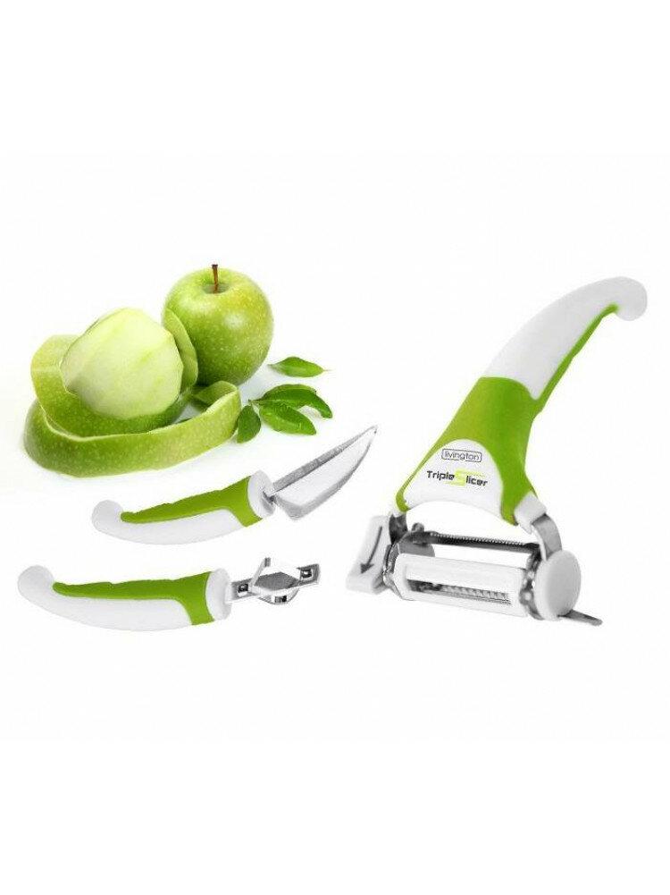 Triple Slicer для нарезки овощей и фруктов в Новочебоксарске