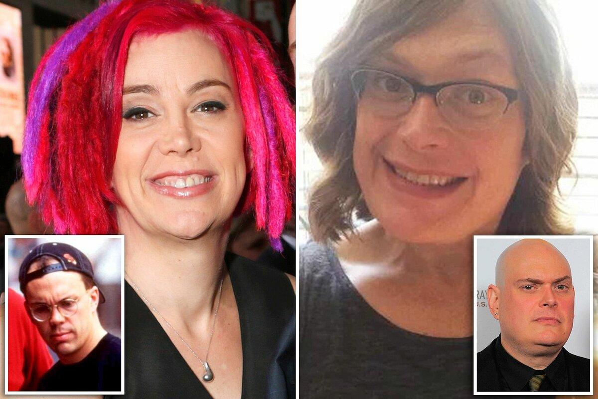 поговорить режиссеры вачовски фото до и после шелухи репчатую