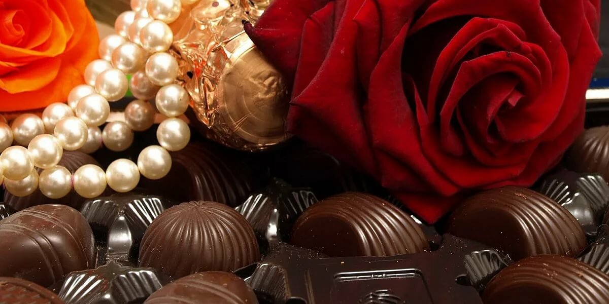 год с днем рождения картинки шоколад выбрали голубой