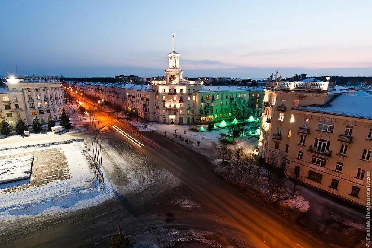 Картинки города железногорска