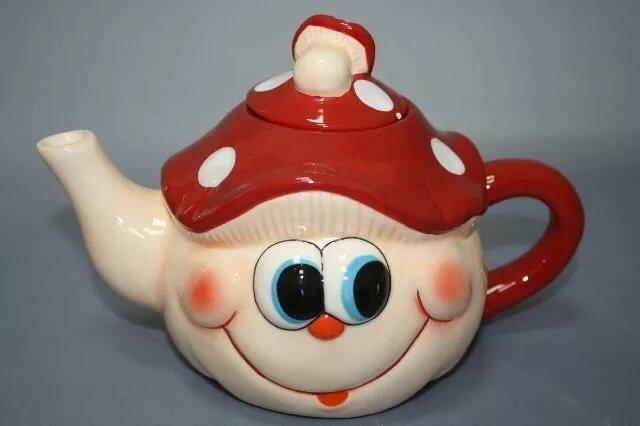 прикольные картинки чайников защитой