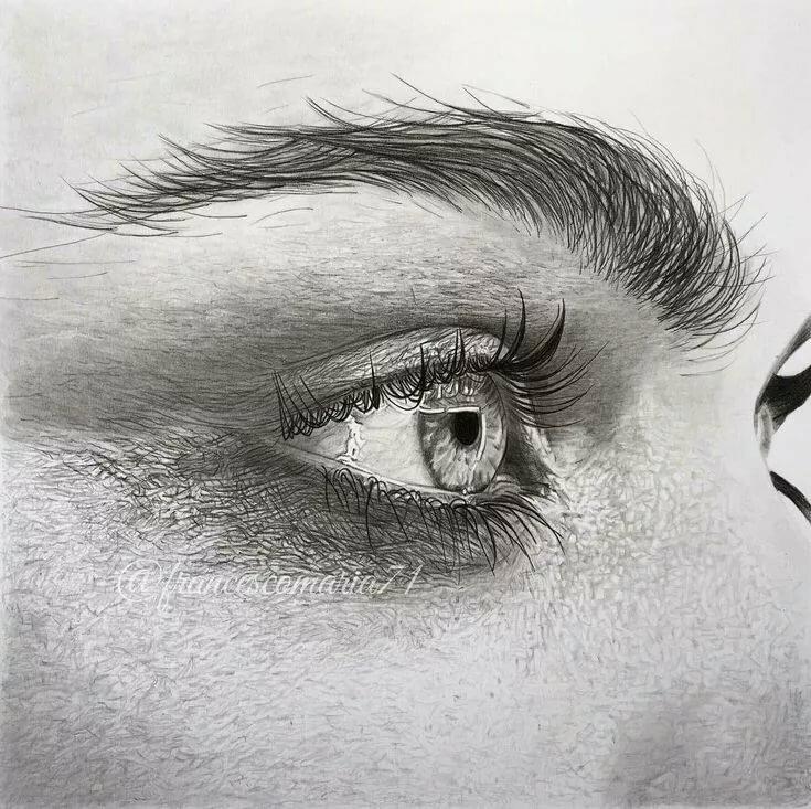 началу, мне взгляд в профиль картинки глаза хвалят как-то